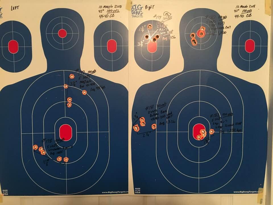 Targets 177 thru 182